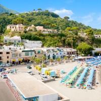 Hotel Gran Paradiso Ischia beach