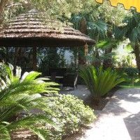 Park Hotel La Villa Resort gazebo's garden