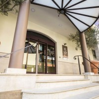 Hotel Cavaliere ingresso