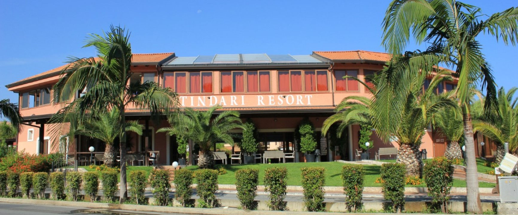 Hotel Tindari Resort