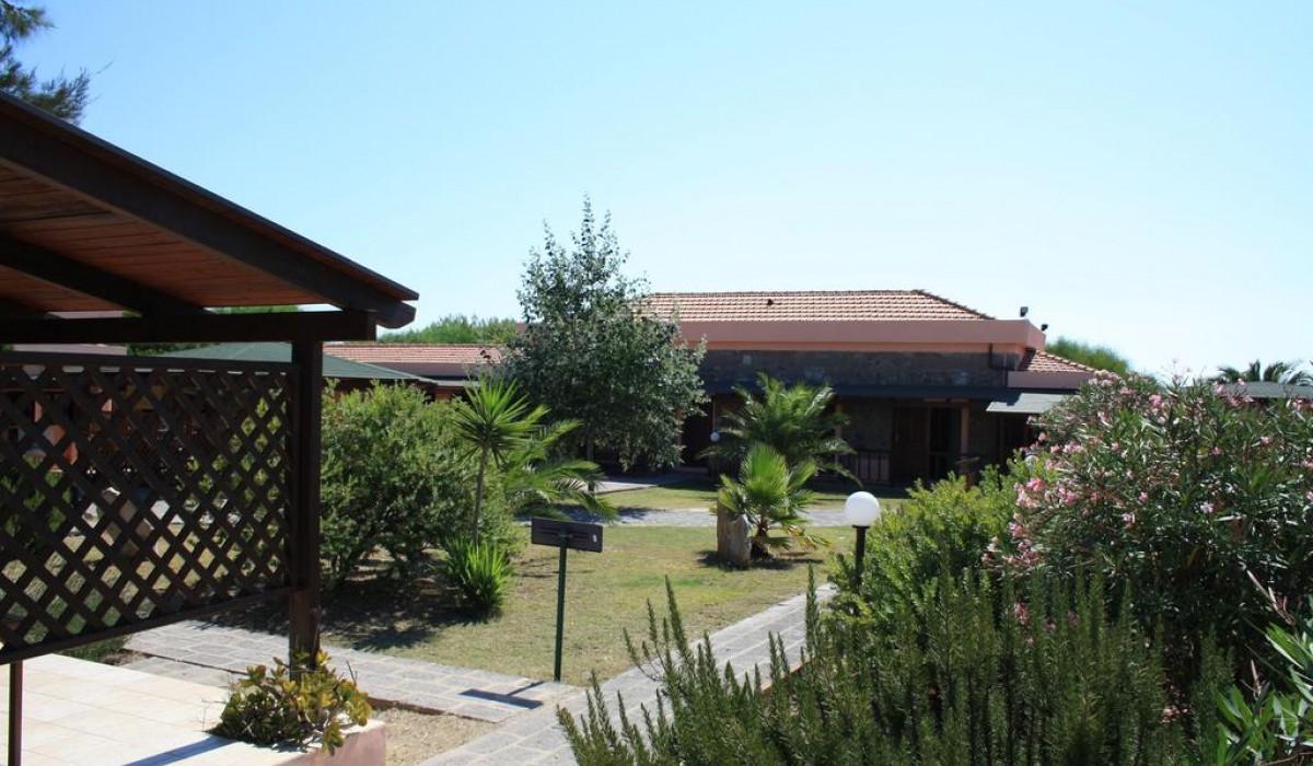Hotel Club Mezzaluna