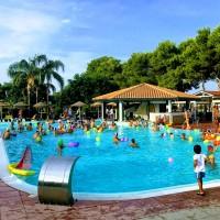 Villaggio Spiagge Rosse piscina