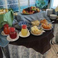 Sayonara Club Hotel Village breakfast