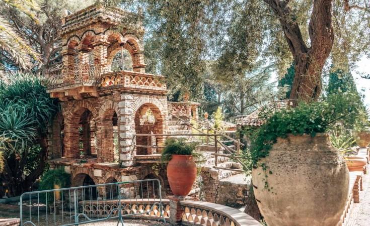 Villa Comunale Taormina