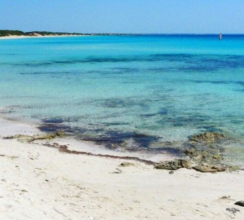 Best beaches of Salento