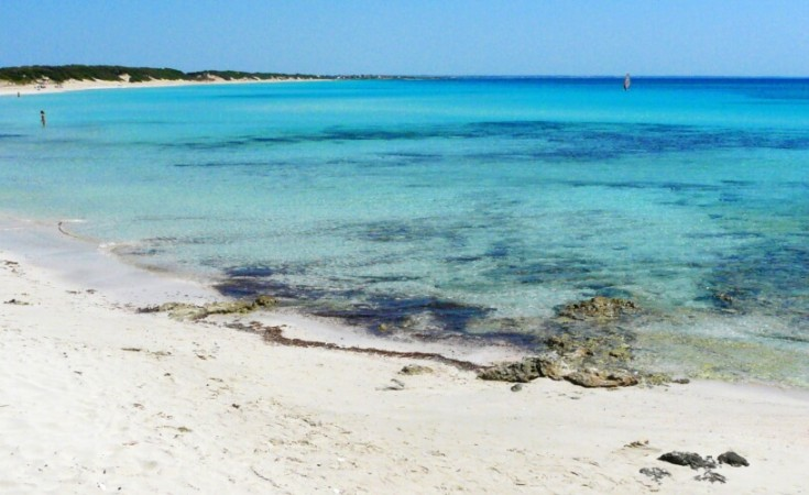 Best beaches of Salento
