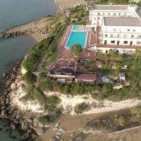 Hotel Club Helios aerial