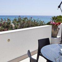 Hotel Club Helios terrace detail