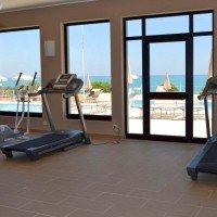 Hotel Club Helios gym