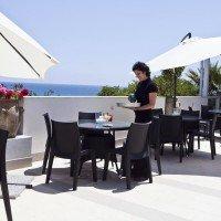 Hotel Club Helios breakfast detail