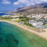 Hotel Baia dei Mulini beach