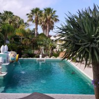 Park Hotel La Villa Resort swimming pool Aphrodite