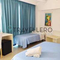Park Hotel La Villa Resort triple room