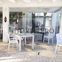 Park Hotel La Villa Resort bar's tables
