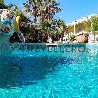 Park Hotel La Villa Resort swimmingpool Aphrodite