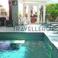 Park Hotel La Villa Resort indoor swimming pool with whirlpools