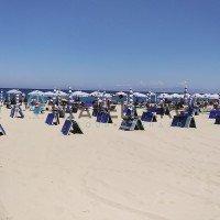 Chiaia's beach