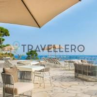 Hotel Gran Paradiso terrace