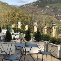 Borgo Donna Teresa terraces rooms