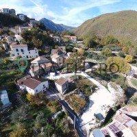 Ancient village Castel San Vincenzo