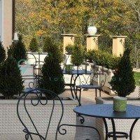 Borgo Donna Teresa equipped terraces