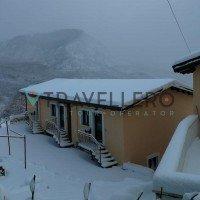 Borgo Donna Teresa winter landscape