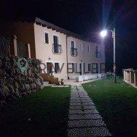 Borgo Donna Teresa night
