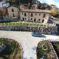 Borgo Donna Teresa structure