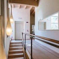 Lake Hotel La Pieve interior details