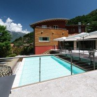 Lake Hotel Pieve structure