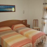 Hotel La Pineta twin room