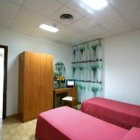 Hotel La Pineta quadruple room