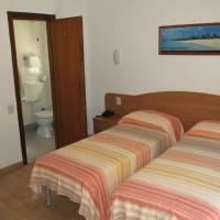 Hotel La Pineta twin room 2