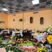 Hotel La Pineta restaurant