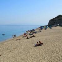 Hotel La Pineta beach