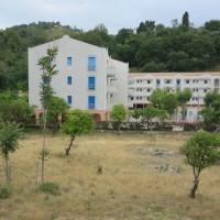 Hotel La Pineta structure