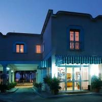 Entrance Hotel La Pineta