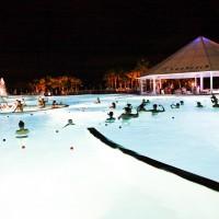 Club Esse cassiodoro pool by night 3
