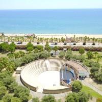 Club Esse Sunbeach amphitheater