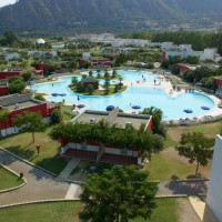 Club Esse Sunbeach lagoon pool