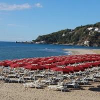Club Esse Sunbeach beach in concession 5
