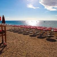 Club Esse Sunbeach beach in concession