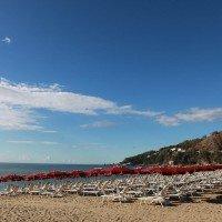 Club Esse Sunbeach beach in concession 3