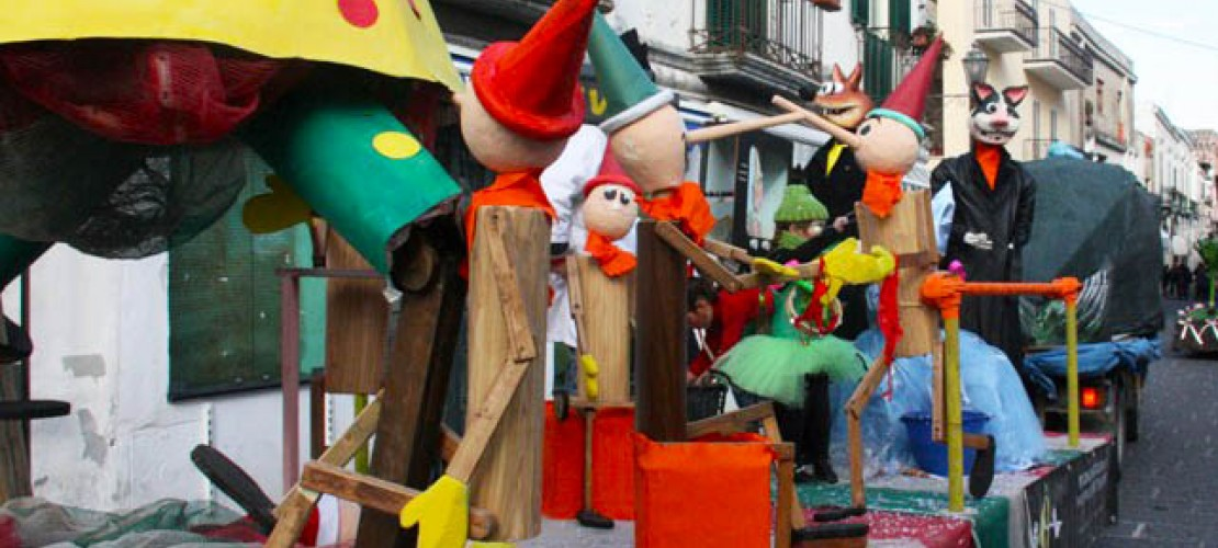 Things to do during the Carnival in Ischia