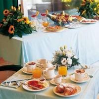 Hotel La Luna breakfast