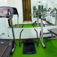 Hotel La Luna gym