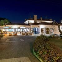 Hotel Villa Costes entrance